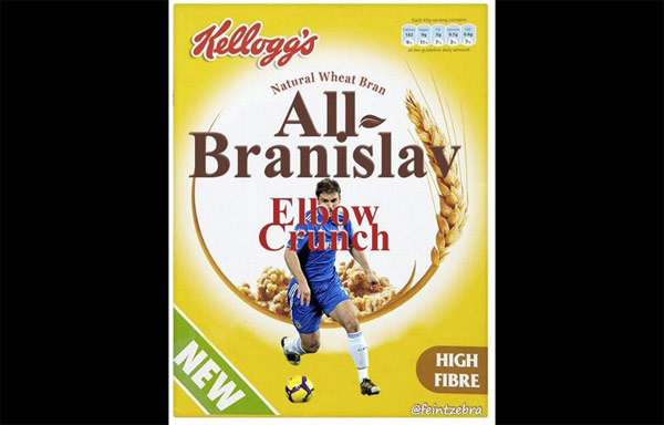 Ivanovic cereal