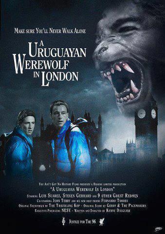 Uruguayan werewolf